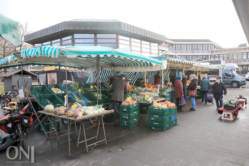 Wochenmarkt Aurich