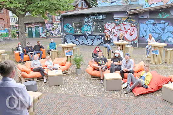 Jugendzentrum will der Politik Forderungen und Anregungen